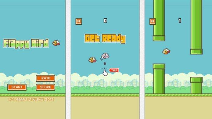 Flappy Birdi tegijate sõnul on mäng mõne tunni pärast maas