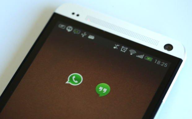 Google kavandab WhatsAppi jaoks konkureerivat rakendust