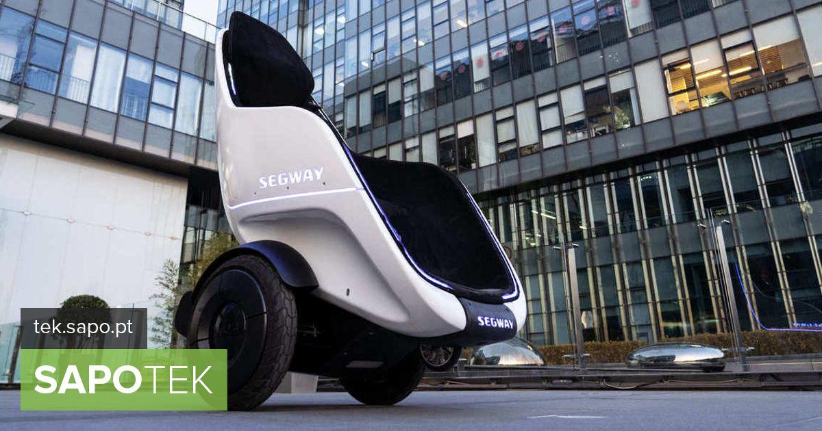 CES 2020: Segway kannab futuristlikke motorollereid, jalgrattaid, motorollereid ja isegi mobiilset kapslit