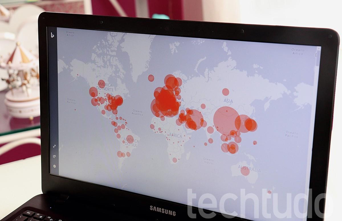 Koroonaviiruse kaart maailmas: veebisait näitab kinnitatud juhtumeid reaalajas