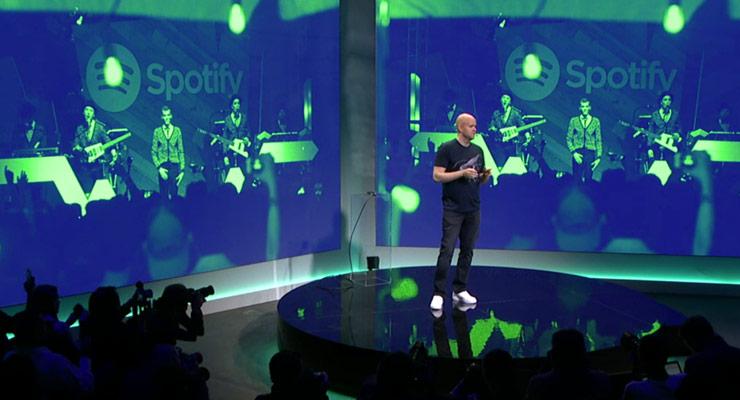Spotify teatas suurtest muudatustest ning pakub podcaste ja videoid