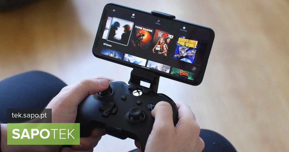 Microsoft lisas xCloudi teenuste kataloogi 15 mängu ja laiendas testi Kanadasse