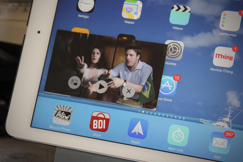On mitmeid rakendusi, mis võimaldavad teil iPadis PiP-is YouTube'i videoid vaadata
