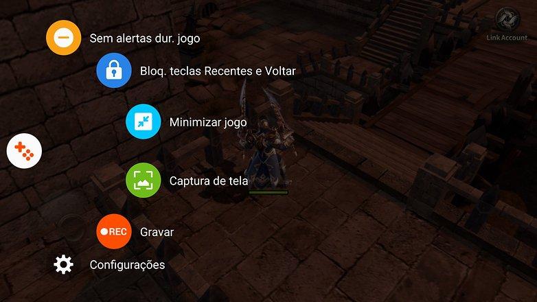 Galaxy s6 mängude käivitaja