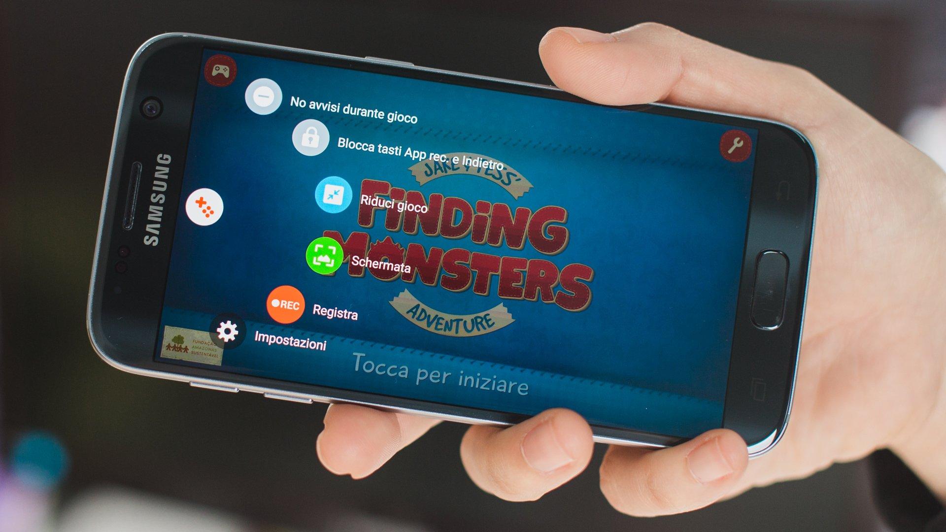 Siit saate teada, kuidas installida Galaxy S7 mängude käivitaja teistesse Samsungi seadmetesse