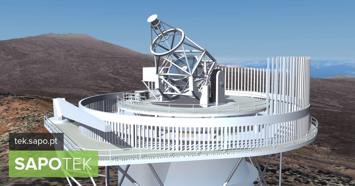 Portugal saab osa Euroopa suurima päikeseteleskoobi ehitusprojektist