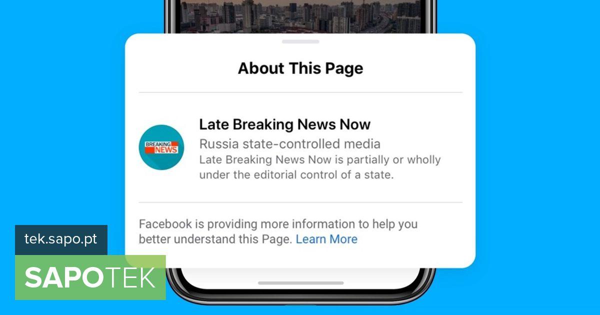 Facebook hakkas riigikontrolliga meediumipostitusi liputama ja keelas oma reklaamimise USA-s