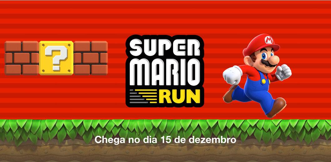 Nintendo avaldas Super Mario Run'i mängu enne selle väljaandmist