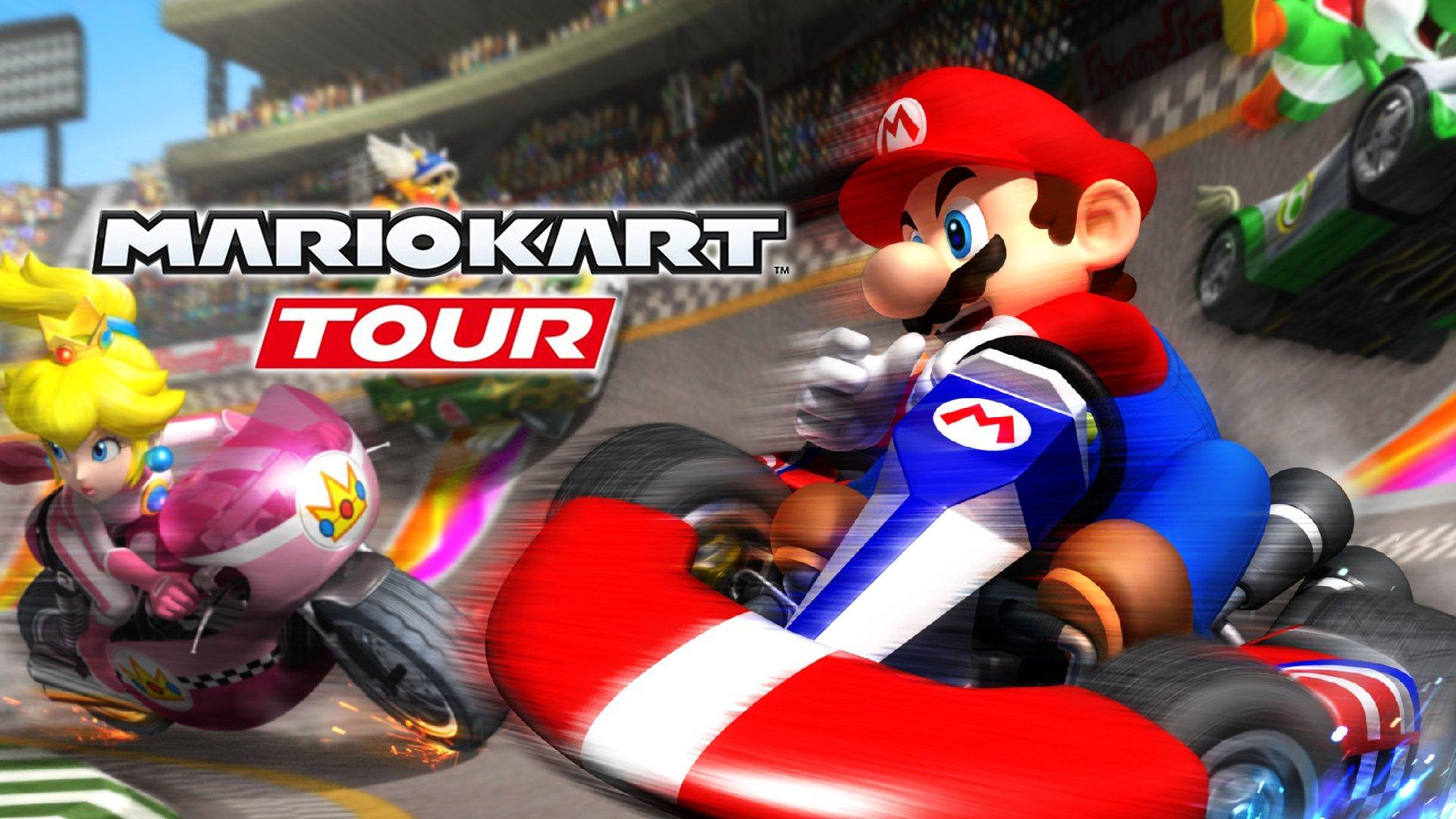 Mario Kart Tour siseneb Androidist beetaversiooni alates maist