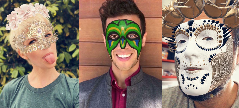 Snapchat on lõpuks välja andnud eksklusiivse maski iPhone X TrueDepth kaamerale