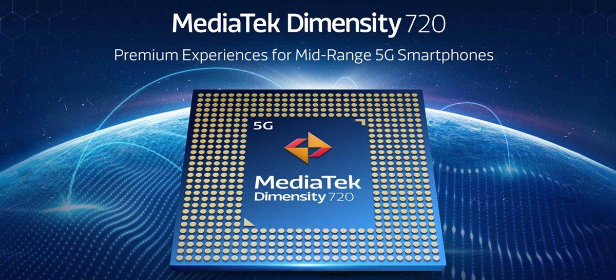 MediaTek kuulutas välja uue nutitelefonide 5G kiibi Dimensity 720