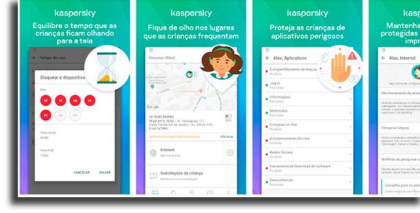 Kaspersky Safe Kids rakendus vanematele, et oma laste kohta rohkem teada saada