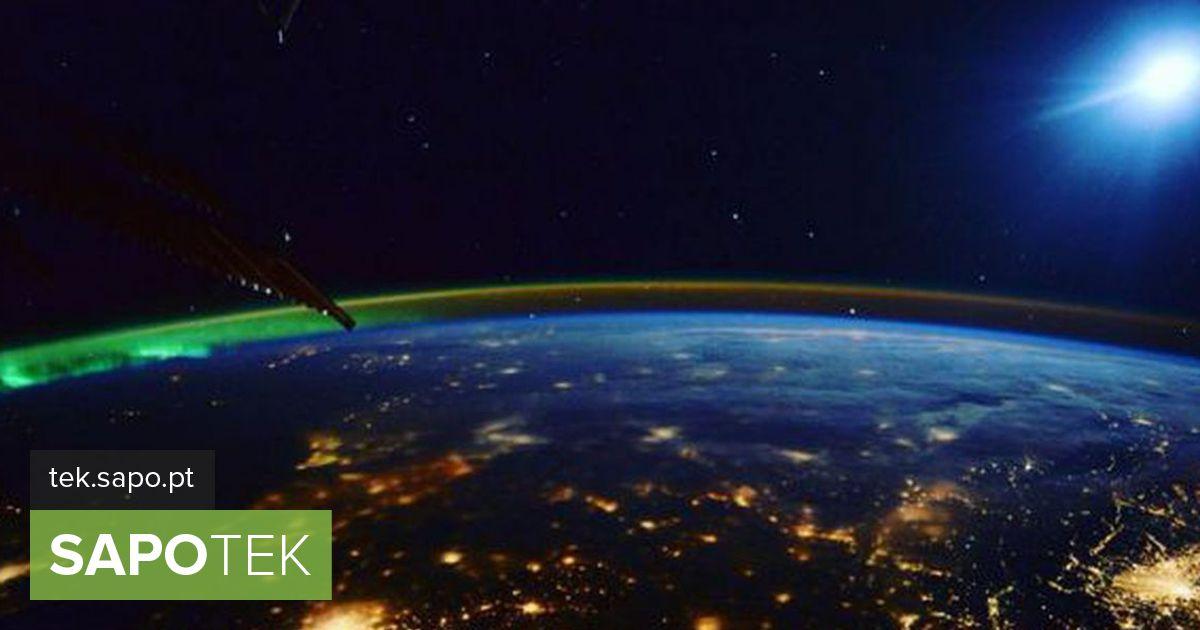 # 1World1Orbit: maratonifoto jäädvustab Maa pilte ühel ISS-i orbiidil