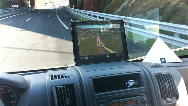 3G iPad võib osutuda parimaks GPS-navigaatoriks liikvel olles