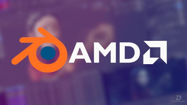 """AMD kuulutab välja Blenderi fondi arenduse meeskonna """"Patroon"""""""
