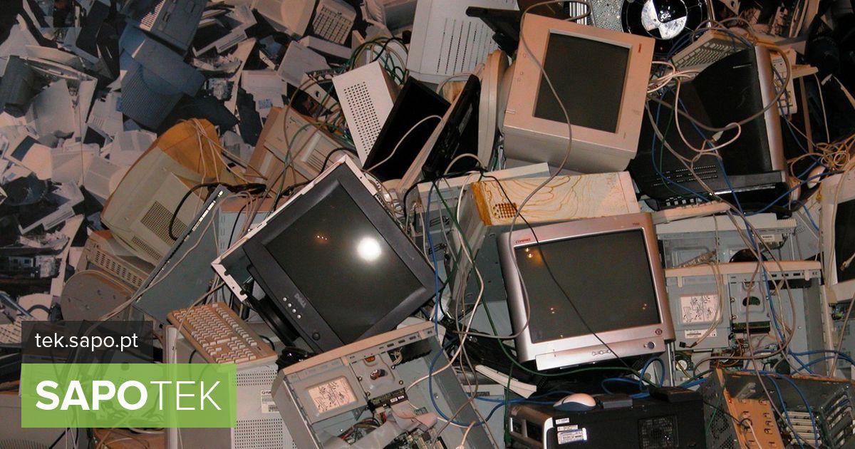 Ainult 35% Euroopa e-jäätmetest on korralikult ringlusse võetud