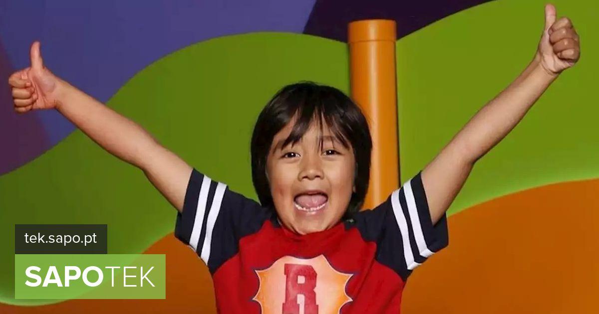 Ainult 8-aastane Ryan Kaji juhib 2019. aastal kümmet enim tasustatud YouTube'i kasutajat