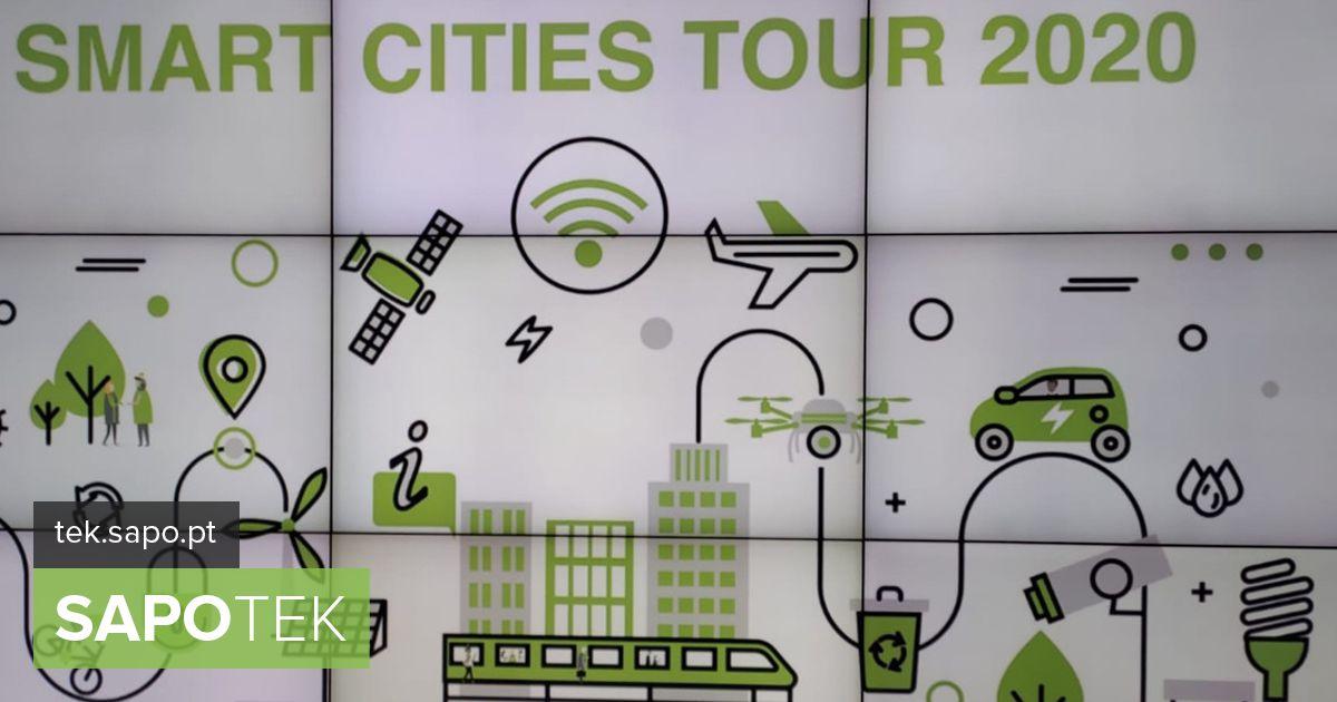 Altice Portugal ühineb ANMP-ga nutikate linnade strateegias üleriigilise turnee kaudu