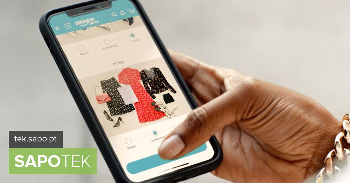 Amazoni uus teenus soovib pakkuda kõigile kasutajatele personaalset stilist