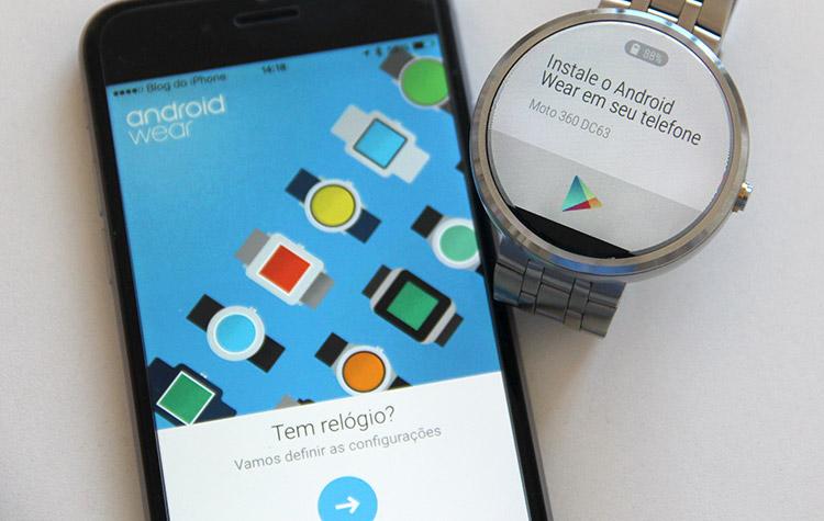 Android Weari kellad ühilduvad nüüd iOS-iga.  Vähemalt mõned neist
