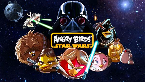 Angry Birdsi tähesõjad ületavad uusi müügirekordeid