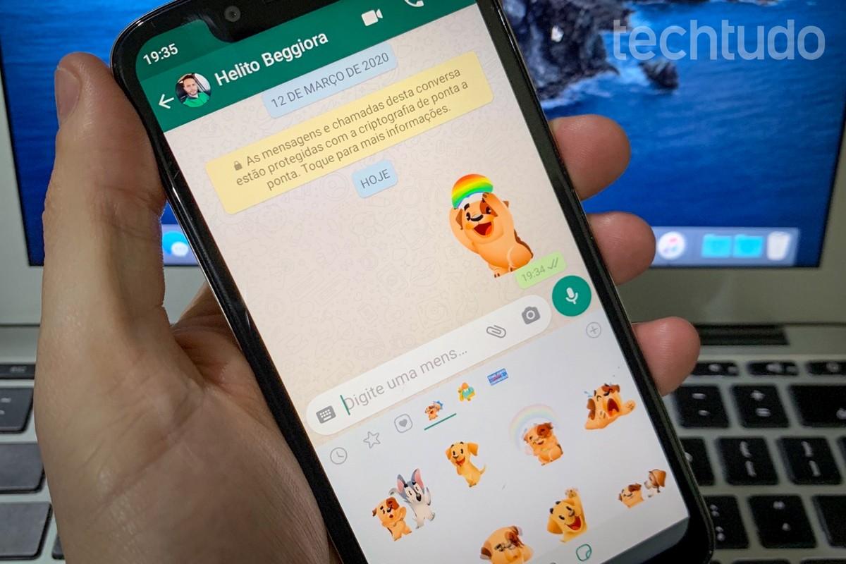 Animeeritud kleebised teenuses WhatsApp: kuidas teha liikuvaid kleebiseid