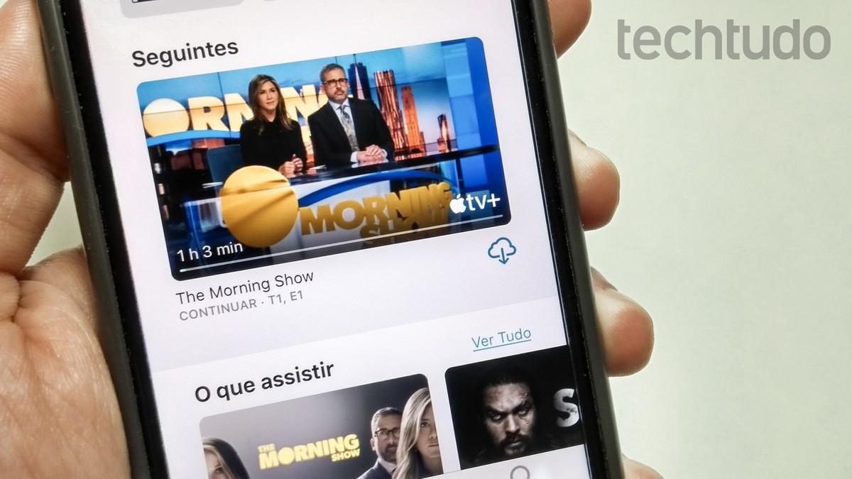 Apple TV +: kuidas filme ja sarju võrguühenduseta vaatamiseks alla laadida
