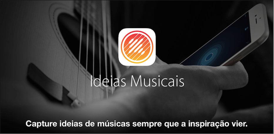 """Apple käivitas uue rakenduse """"Muusikaideed"""" ja värskendas GarageBandi iOS-i"""
