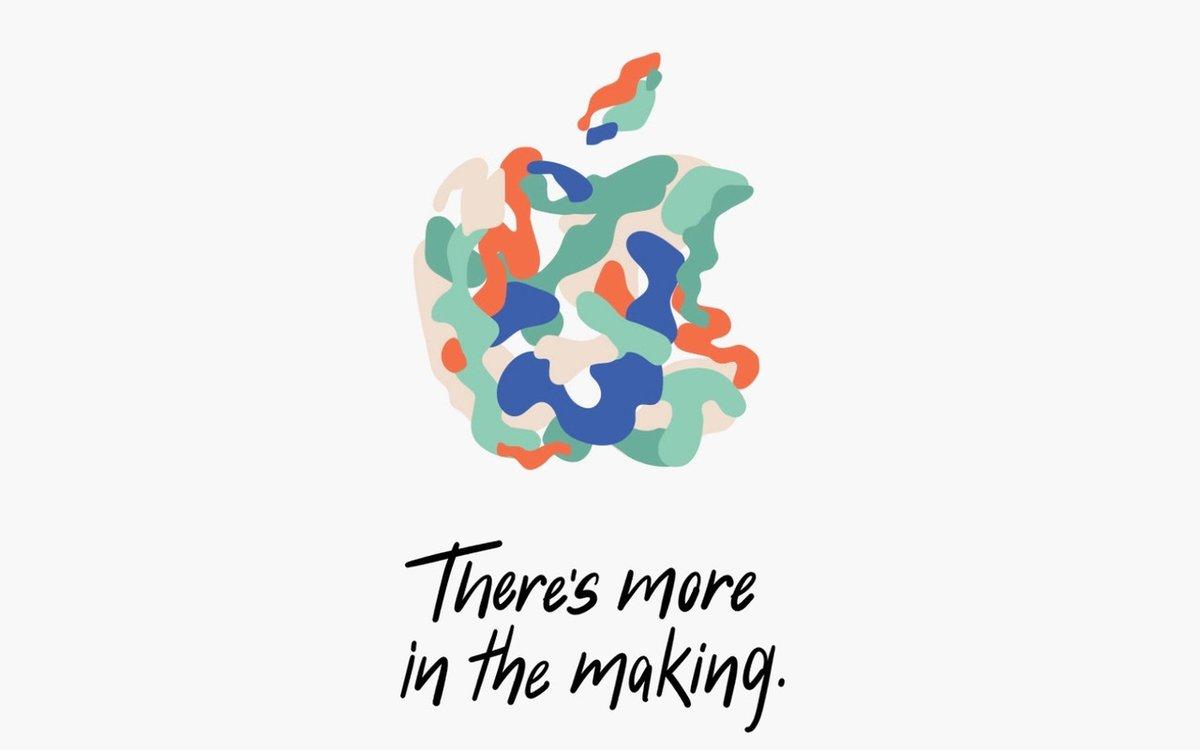 Undangan ke Acara Apple pada Oktober 2018