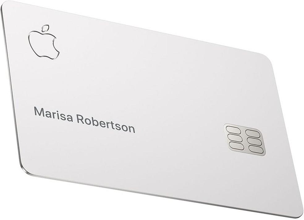 Apple'i kaart, Ameerika hiiglaslik tasuta krediitkaart, Foto: Divulgao / Apple