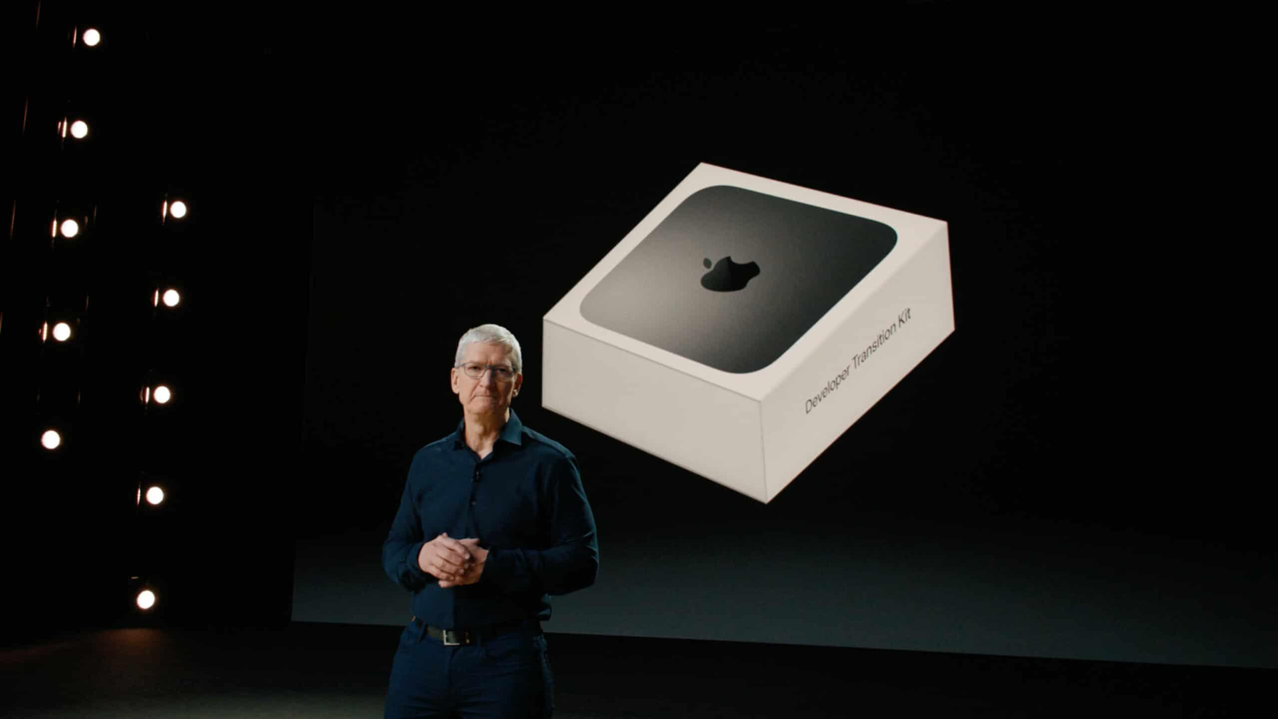 Apple'i kiibi üleminekukomplekt maksab 500 dollarit ja sisaldab A12Z protsessoriga Mac mini-d