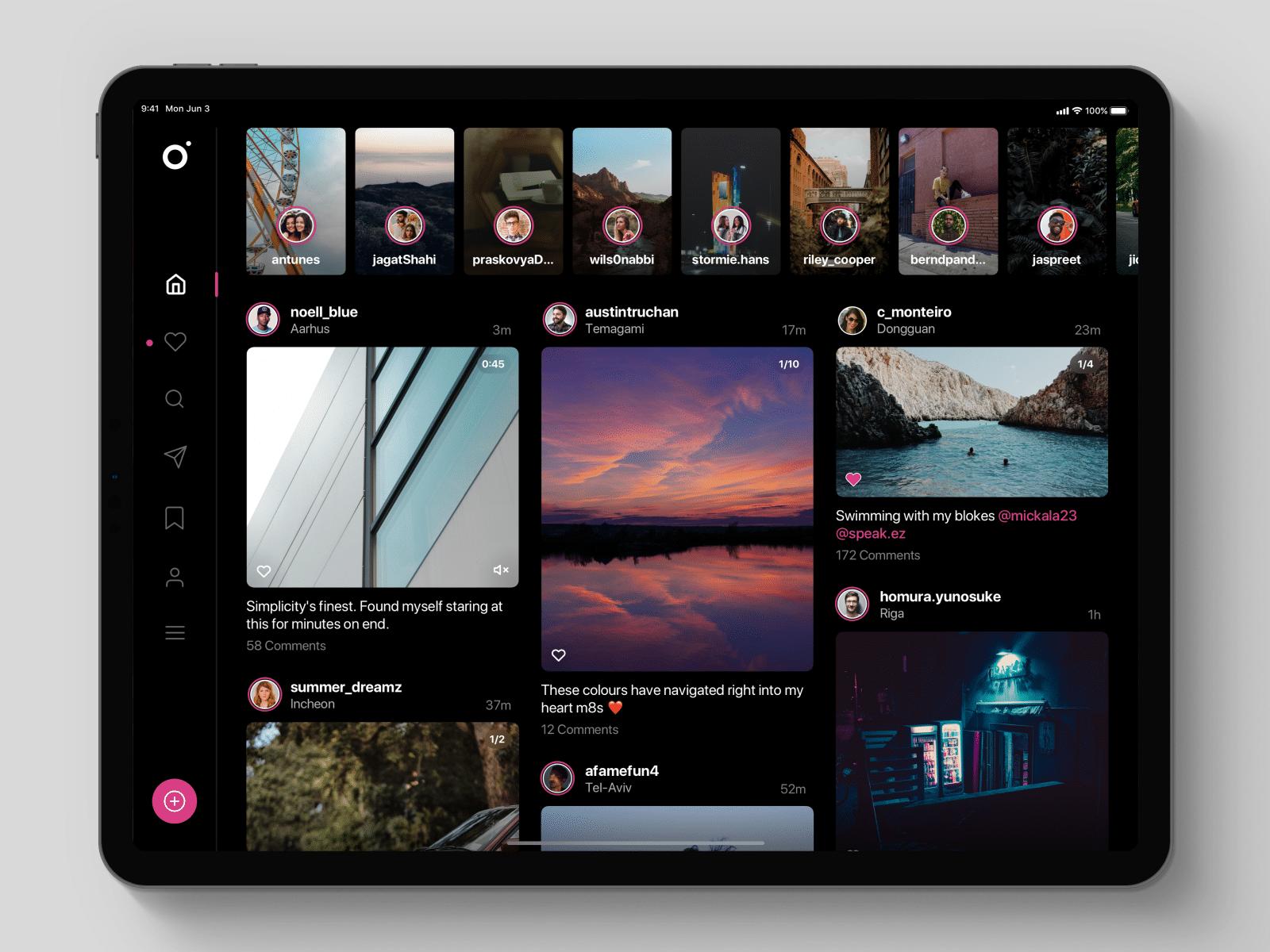 Ärge oodake Instagrami rakendust iPadile niipea ...