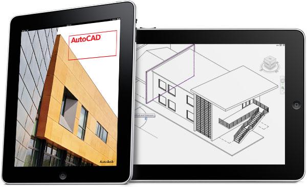 Arhitektid ja insenerid: AutoCAD on varsti saadaval iPadi ja iPhone'i jaoks