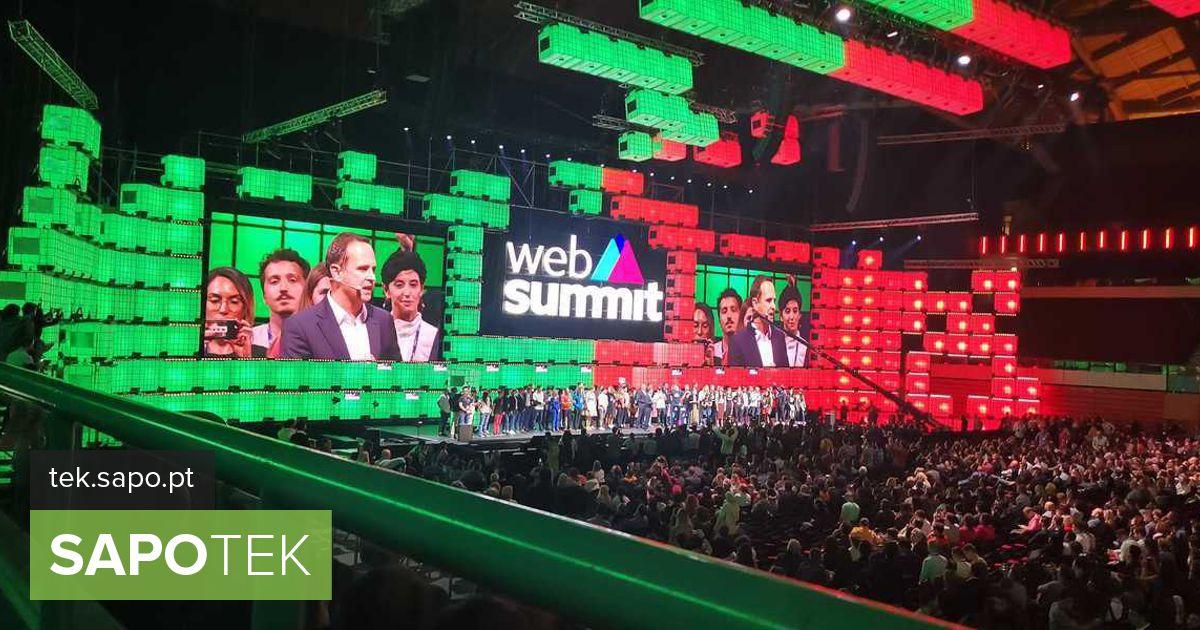 Avaneb järjekordne Web Summit ja etapp on mõeldud idufirmadele