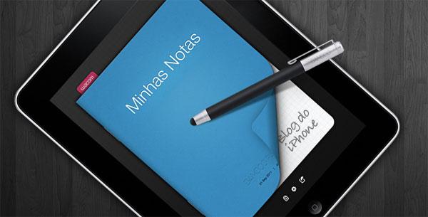 Bamboo Paper muudab teie iPadi kirjutamiseks ja joonistamiseks märkmikuks