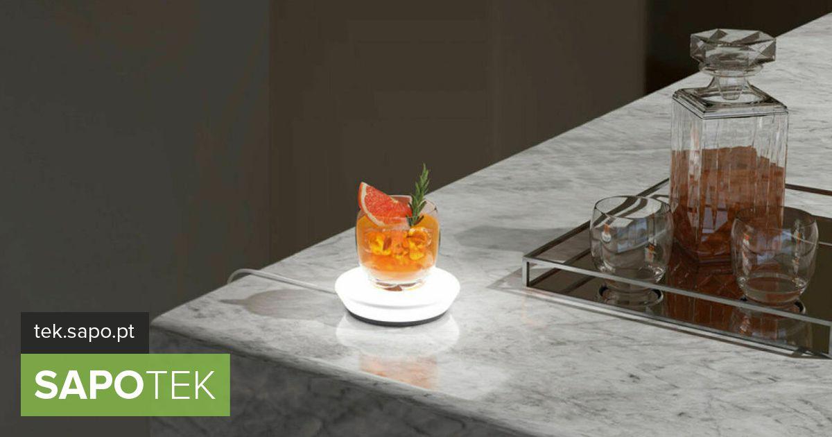 Barsys Smart Coaster: vidin neile, kes võtavad kokteile väga tõsiselt
