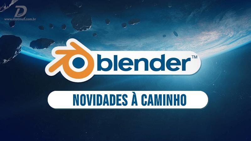 Blenderi arendajad kavandavad versiooni 2.81 jaoks uusi funktsioone