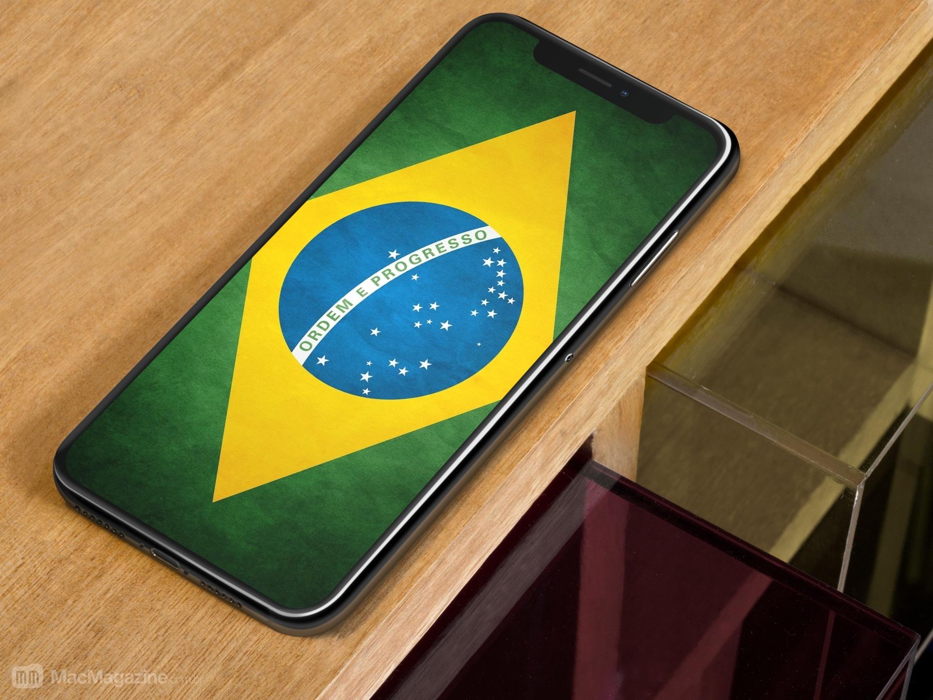 Brasiilias võivad iPhone'i hinnad langeda!