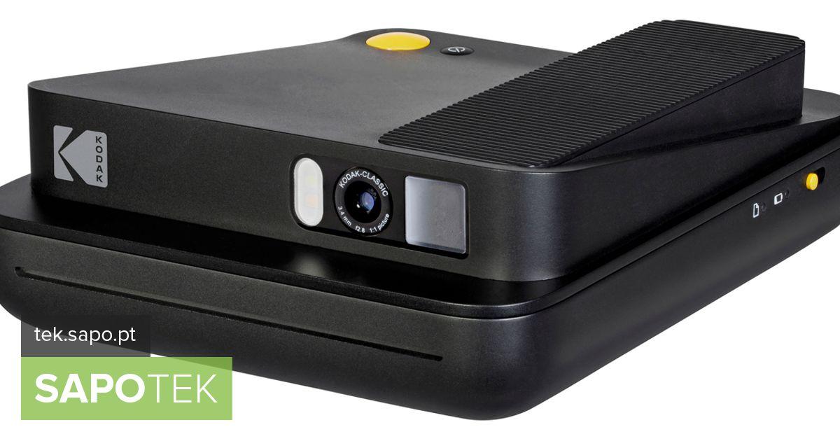 CES 2019: Kodak soovib oma uue kiirfotokaameraga levitada nostalgiat