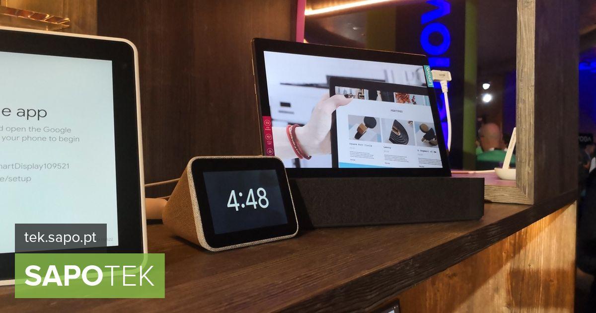 CES 2019: Lenovo demonstreerib uusi joogat ja ThinkPadi ning uuendab nutiseadmeid koos Alexa tahvelarvutitega integreerimisega