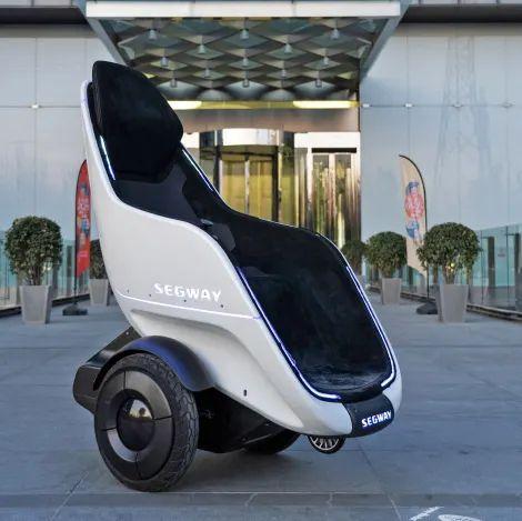 S-Pod on uus Segway-Ninebot panus CES 2020-le
