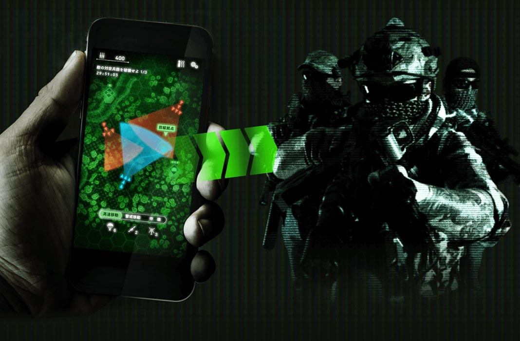 Capcom käivitas Androidi sõjalise strateegia Black Command
