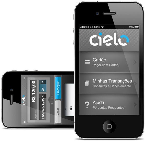 Cielo rakendus võimaldab muuta teie iPhone Brasiilias makseautomaadiks