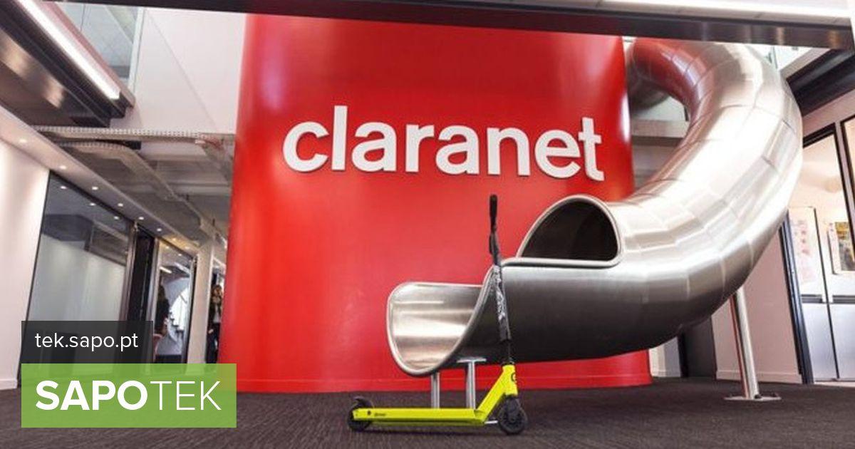 Claranet uuendab oma andmekeskust uue põlvkonna jaoks.  Tagab kiiruse üle 25 Gbps pordis