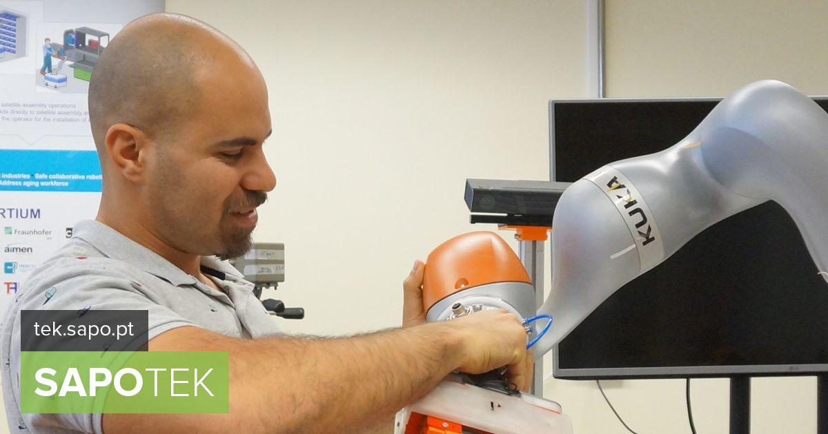 Coimbras arendatavat robotjuhtimistarkvara kasutab BMW kontsern
