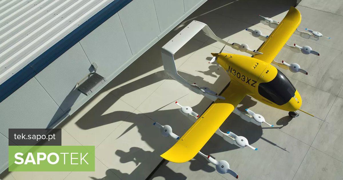 Cora autonoomne õhutakso hakkab sõitjaid vedama