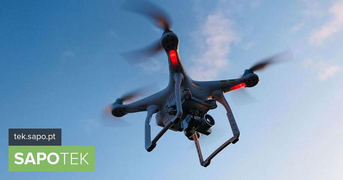 """DJI droonidel on lennukite ja helikopterite """"nägemiseks"""" andurid"""