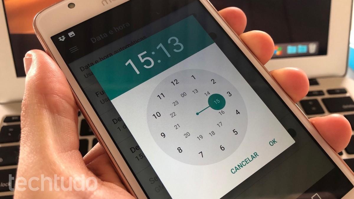 DST?  Kuidas Androidis käsitsi aega kasutada ja vigu parandada