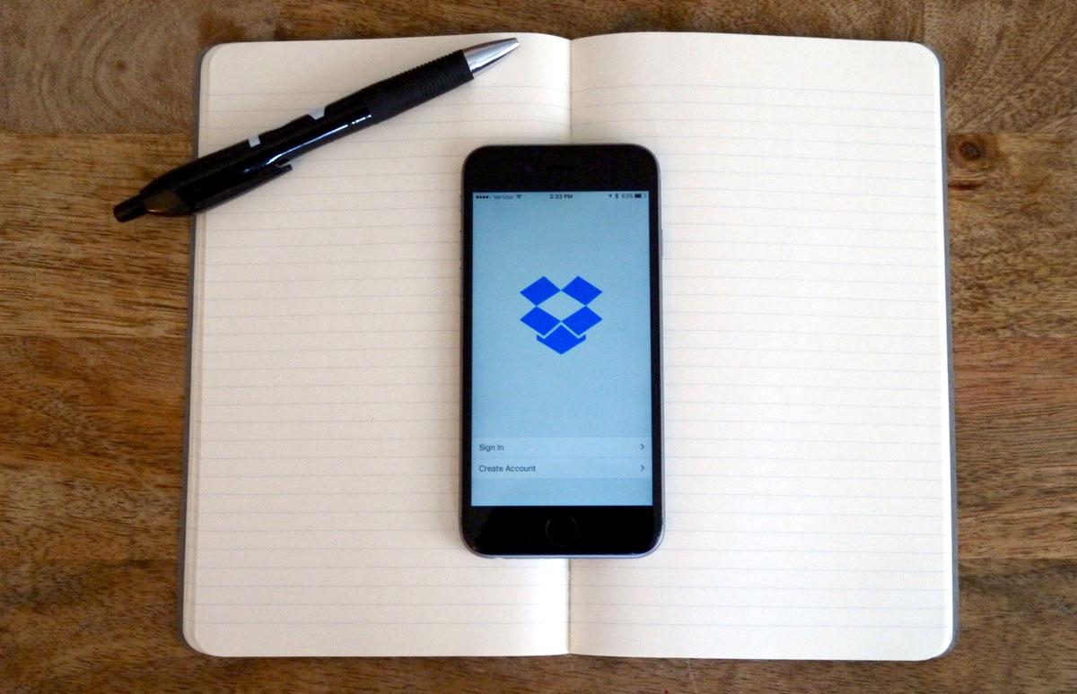 Dropbox toob turule iPhone'i ja iPadi ühise tekstirakenduse Paper