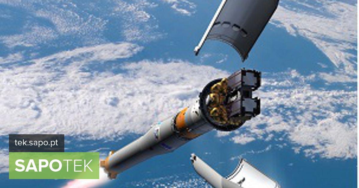 ESA suunab orbiidile kaks Galileo satelliiti